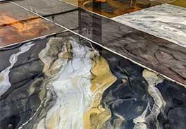 Epoxy Flooring Montana High Customization