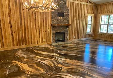 Epoxy Flooring Montana Resistance